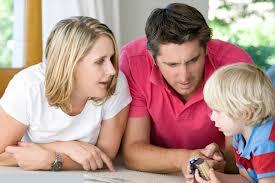 hijos desobedientes, pactar normas
