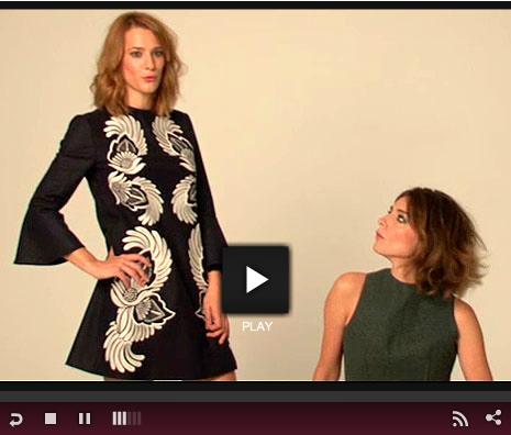 vídeo debate entre Patricia Ruz y Sandra Barneda