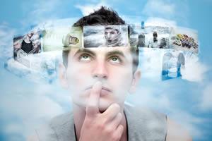 capacidad para un pensamiento negativo