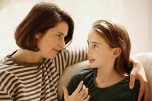 psicología infantil y adolescente, mostrar afecto por los hijos