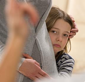 ansiedad infantil, ansiedad por separación