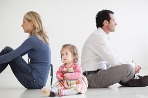 ¿CÓMO AFECTA UN DIVORCIO A LOS HIJOS?