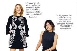 RENOVARSE O MORIR – DEBATE PATRICIA RUZ VS SANDRA BARNEDA