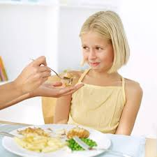 mi hijo/hija no come bien