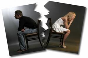 etapas durante el proceso de separación de la pareja