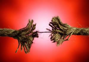 estrés y ansiedad, cuando la cuerda se rompe