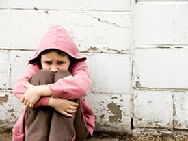 ansiedad infantil, ansiedad por estrés post-traumático