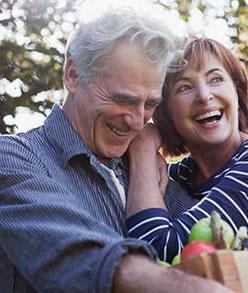 relaciones de pareja, el humor es importante