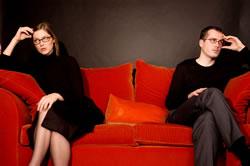 Motivos por los que rompe una pareja