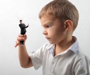 Our little tyrant children, the entrepreneur syndrome