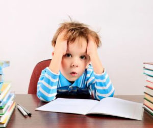 Cuidado con los tics nerviosos en niños, cuándo deberíamos preocuparnos.
