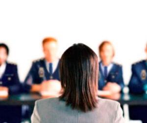 Prueba psicológica, la entrevista personal de la policía nacional