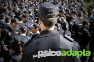 LA PERSONALIDAD Y EL NO APTO DEL CANDIDATO A POLICÍA MUNICIPAL DE MADRID